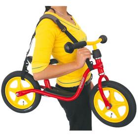 Puky TG Bandoulière pour vélos de route, black/red